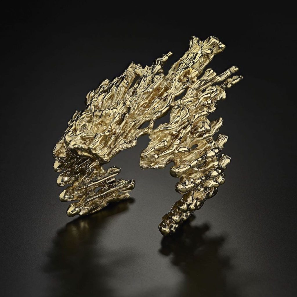 Wax Carvings and Gilding Processes with Emefa Cole Jewellery Designer