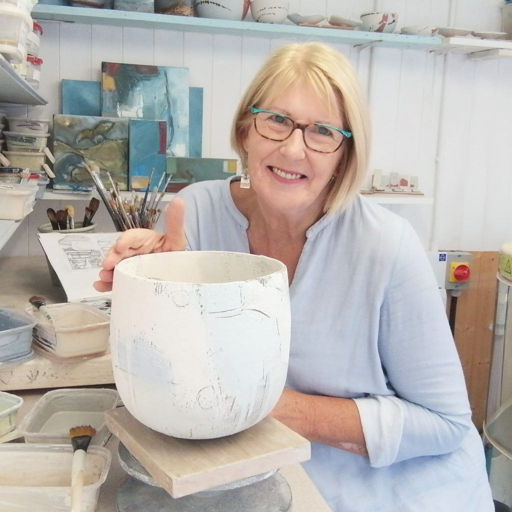 Handbuilt Contemporary Ceramics with Susan Luker